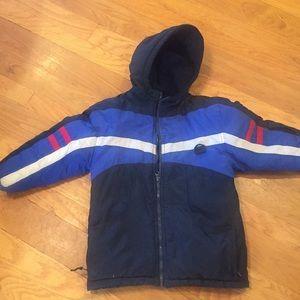 Boys small (6-7) winter coat